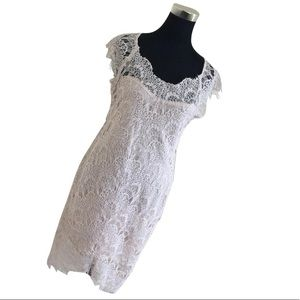 Free People Intimately Peek A Boo Lace Dress NWT